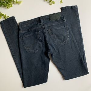 Big Star | Dark Wash Envy Cigarette Fit 25